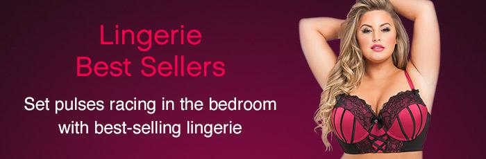 Plus Size Lingerie Best Sellers