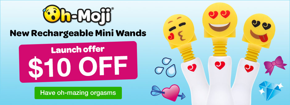 Oh-Moji $10 off launch offer