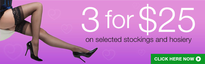 3 for $25 Stockings