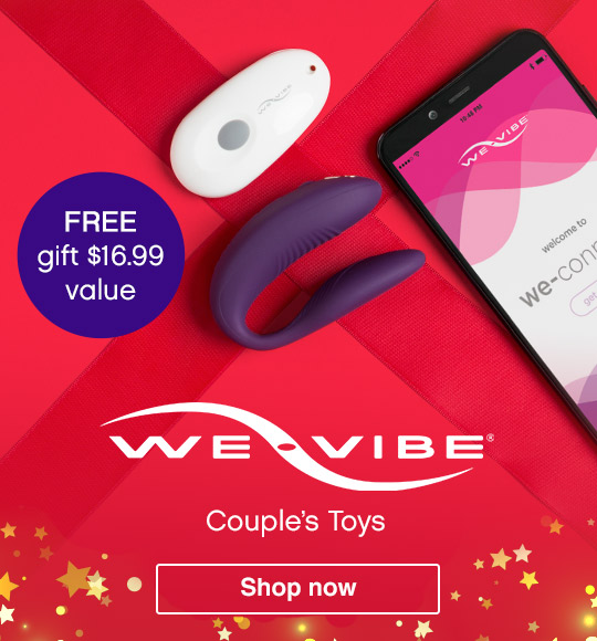 Free Ignite Gel with We-Vibe