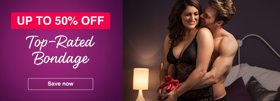 Save up to 50% on Bondage at L...