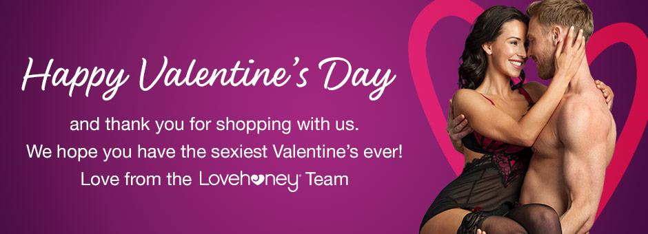 Happy Valentine's Day from Lovehoney