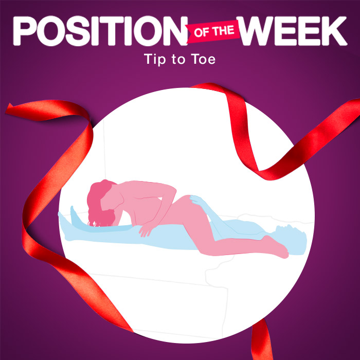 Position of the week: Tip to Toe