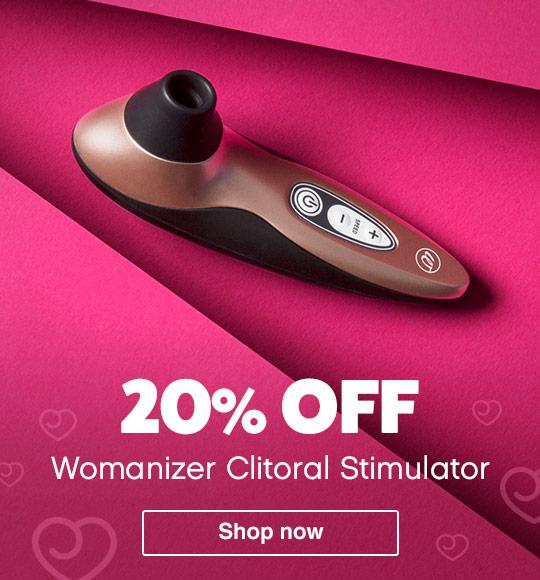 20% off Womanizer Pro40