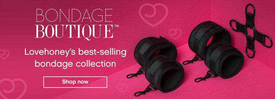 Bondage Boutique - best-selling bondage collection