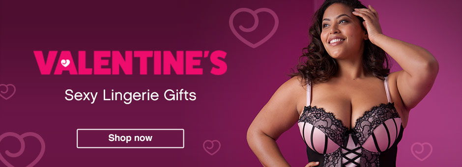 Valentine's Sexy Lingerie Gifts