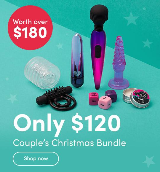 Only $120 - Couple's Christmas Bundle