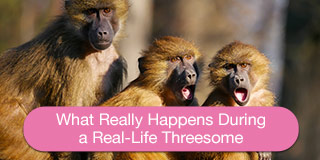 what really happens during a real life threesome