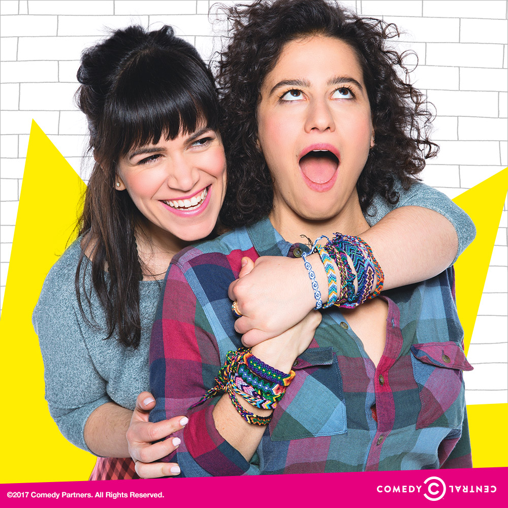 20 Times Abbi and Ilana from Broad City Were All of Us