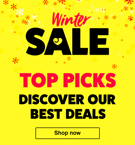 Winter Sale Top Picks