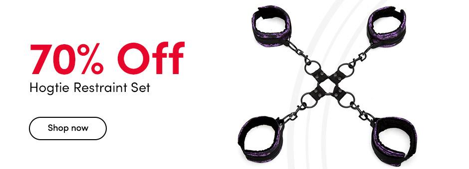 30% off Under Mattress Restraint Set