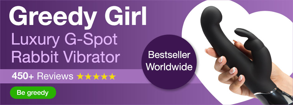 Greedy Girl - the Number 1 Best-Selling Rabbit Vibrator
