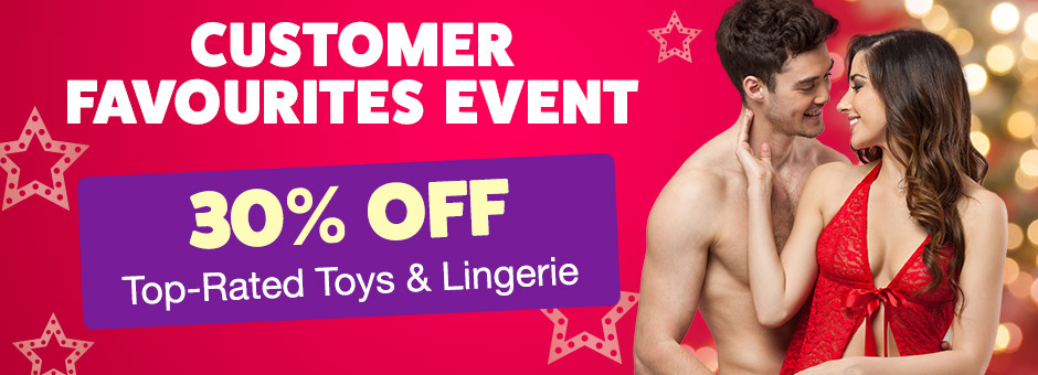 Customer Favourites Event: 30% OFF
