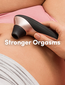 Stronger Orgasms